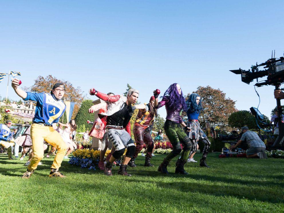 Disney Channel's 'Descendants 2' Draws 13 Million Viewers Across 6 Networks
