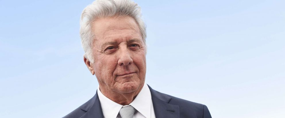 PHOTO: Dustin Hoffman attends an event during the 70th annual Cannes Film Festival at Palais des Festivals on May 21, 2017 in Cannes, France.