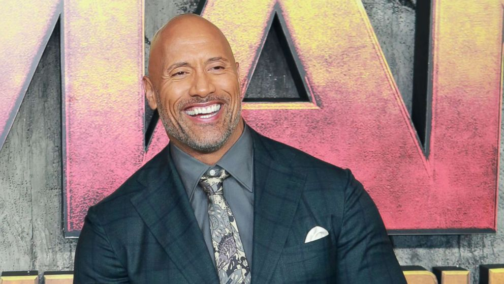 Dwayne 'the Rock' Johnson opens up about new 'Jumanji' and concerns about raising his daughter in Hollywood