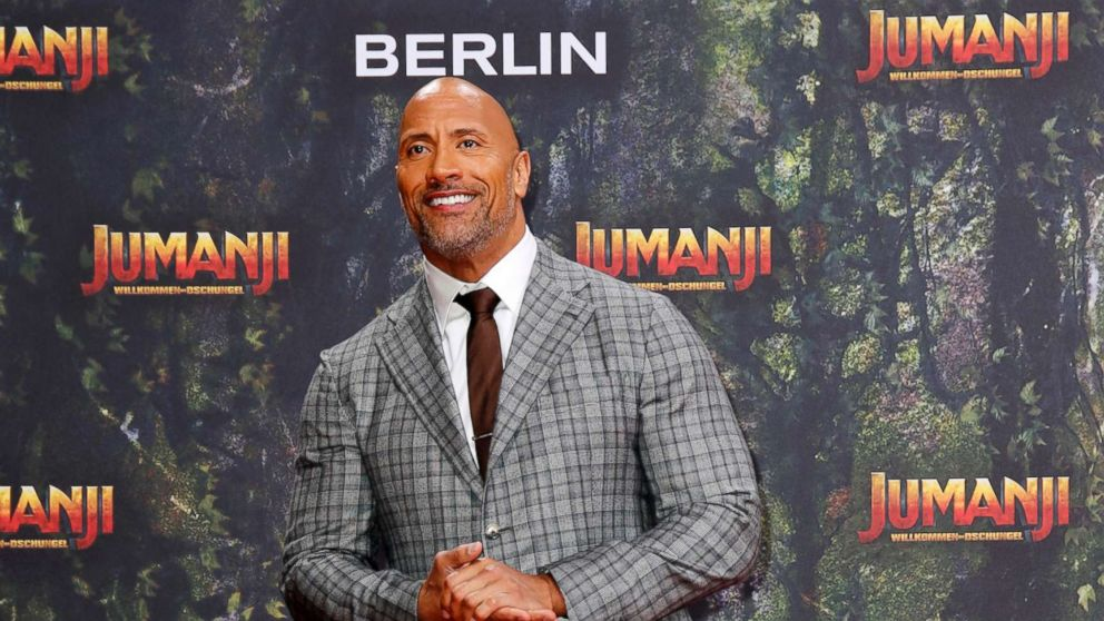 Dwayne 'the Rock' Johnson 'feels good' about 3rd daughter on the way