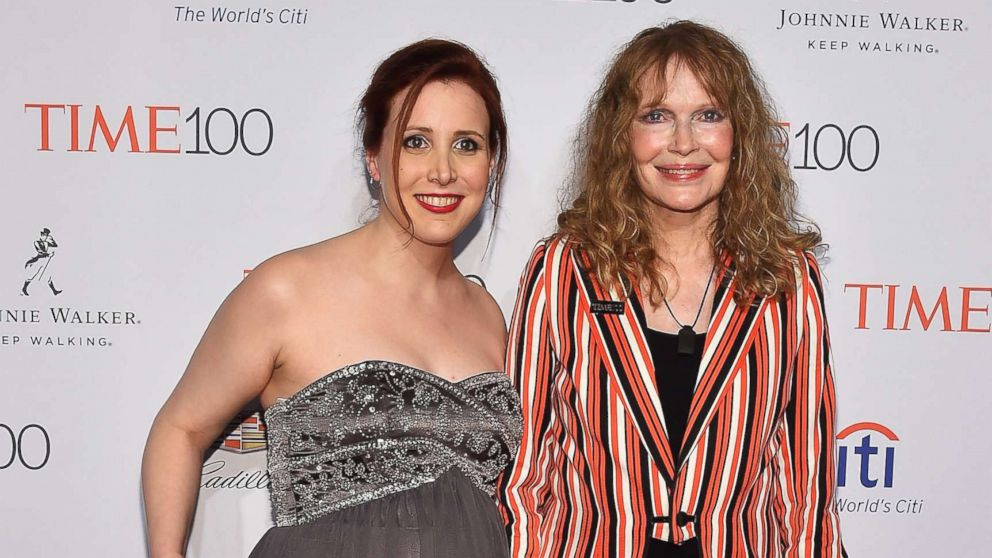 Dylan Farrow details her alleged sexual abuse by Woody Allen for 1st time on TV