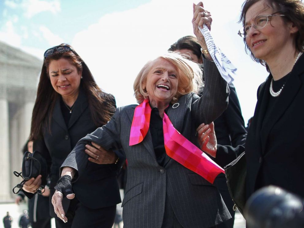 Edith Windsor, Walter Becker and other notable people lost so far in 2017