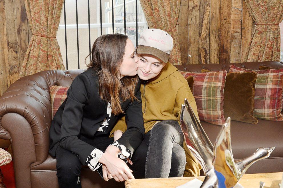 Ellen Page shares her marriage joy