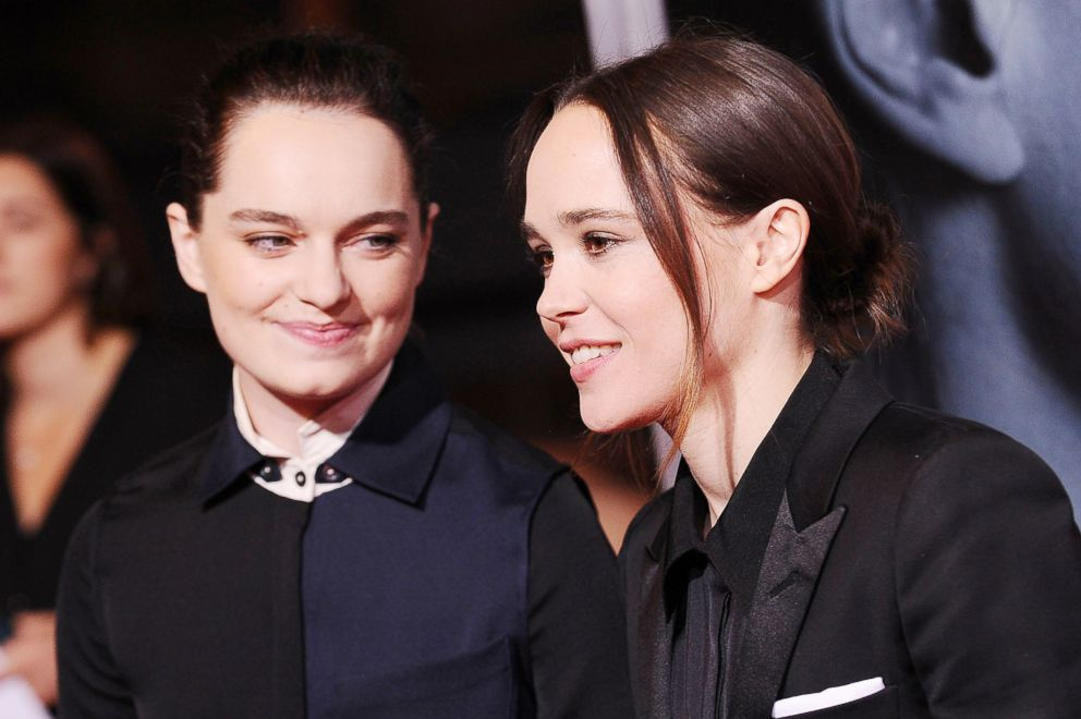 Men star Ellen Page announces she secretly married her girlfriend Emma Portner