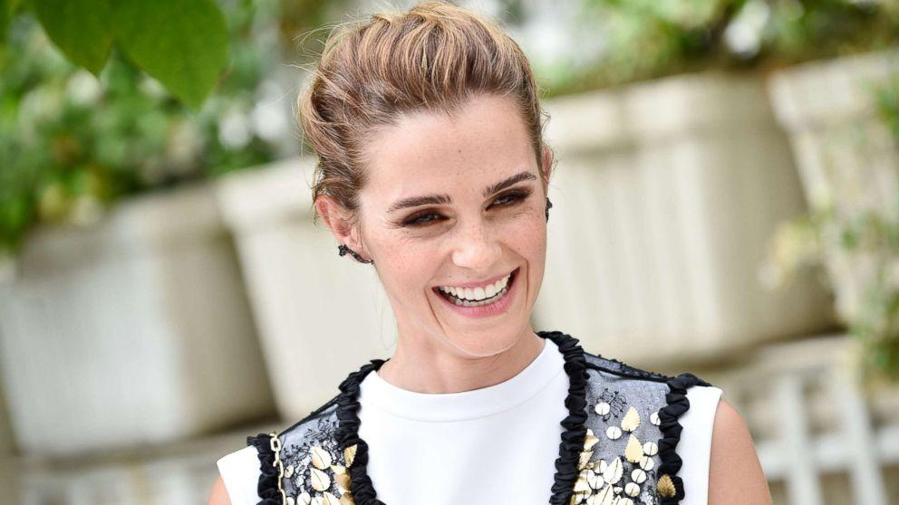 Emma Watson enlists fans to help her find lost jewelry ...