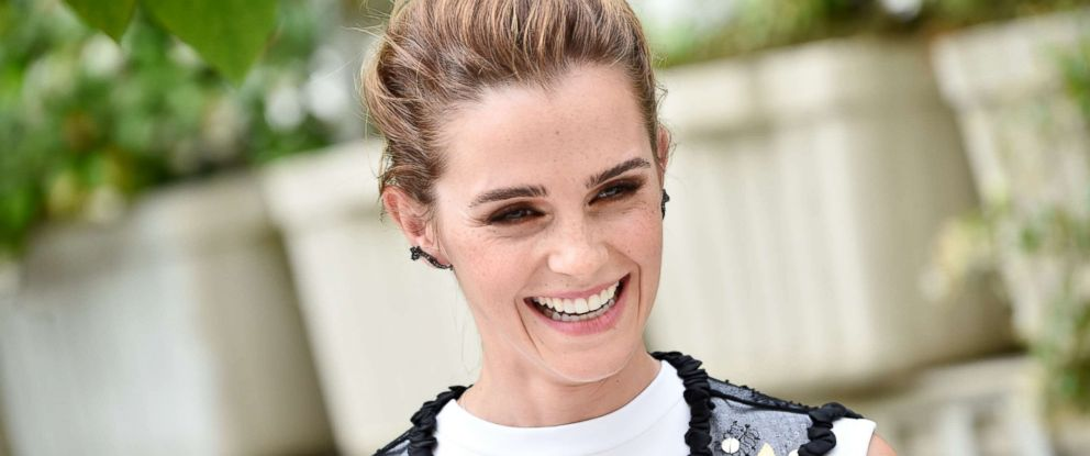 """PHOTO: Emma Watson attends """"The Circle"""" Paris Photocall at Hotel Le Bristol, June 22, 2017, in Paris."""