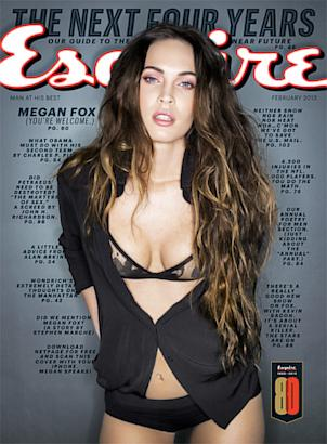 Megan Fox's Racy Photo Shoot