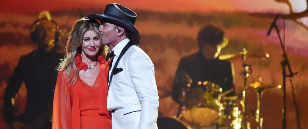 Tim Mcgraw And Faith Hill Voice Support For Gun Control
