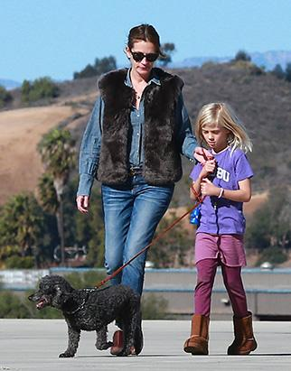 Meet Julia Roberts's Furry Friend