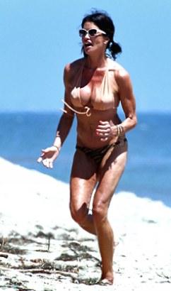 Janice Dickinson's Bad Bikini
