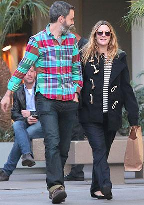 Drew Barrymore Steps Out With a Pal