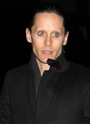 Jared Leto Loses Eyebrows