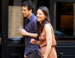 Katie Holmes, Luke Kirby More Than Co-Stars?