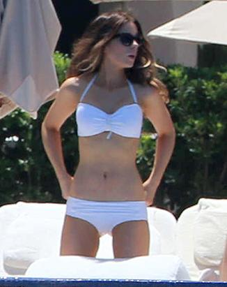 Kate's White Hot!