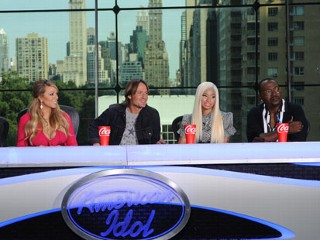 Fox: 'Idol' Doing 'Extremely Well' Despite Carey-Minaj Feud