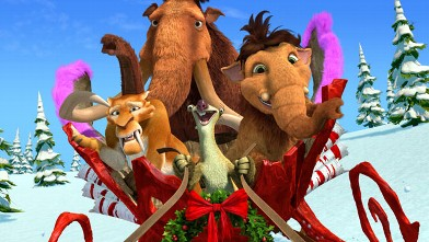 PHOTO: &quot;Ice Age: A Mammoth Christmas&quot; is scheduled to air, Dec. 17, 2012.