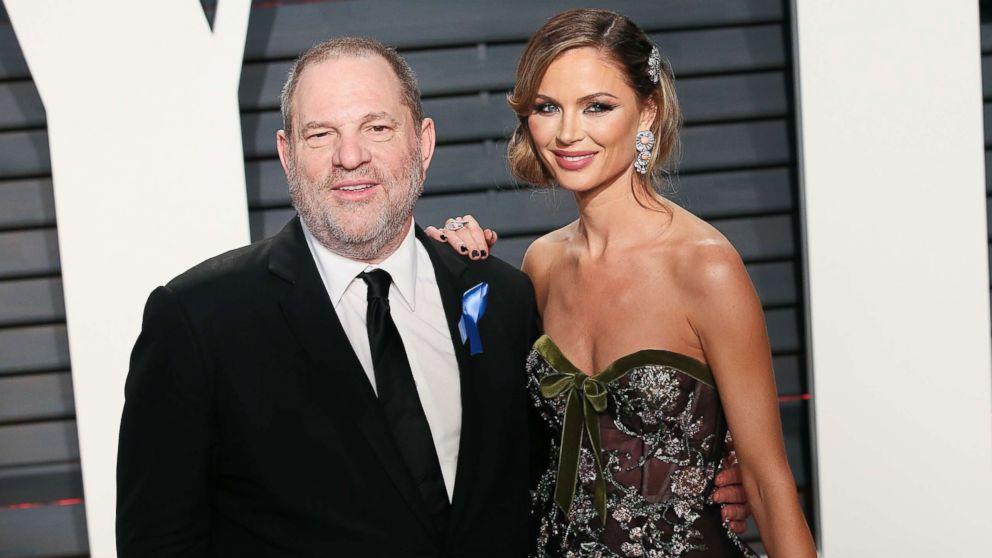 Harvey Weinstein's estranged wife moves forward with fashion line amid scandal