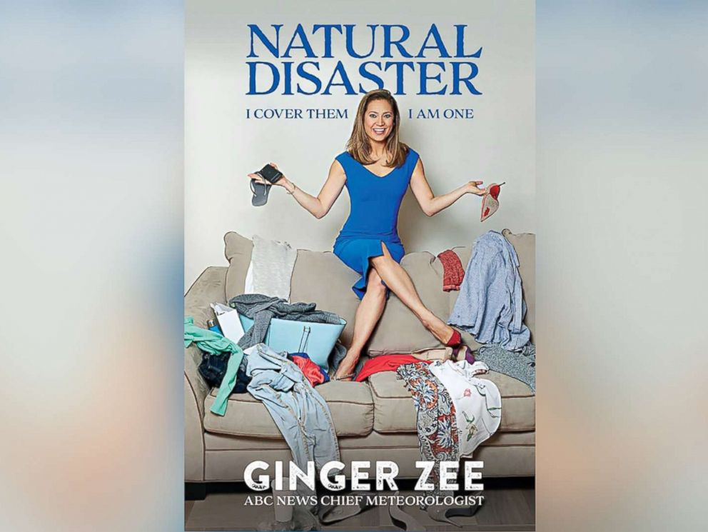 Ginger Zee Talks About Her Battle With Depression: 'I Was Addicted to Chaos' Search in Google