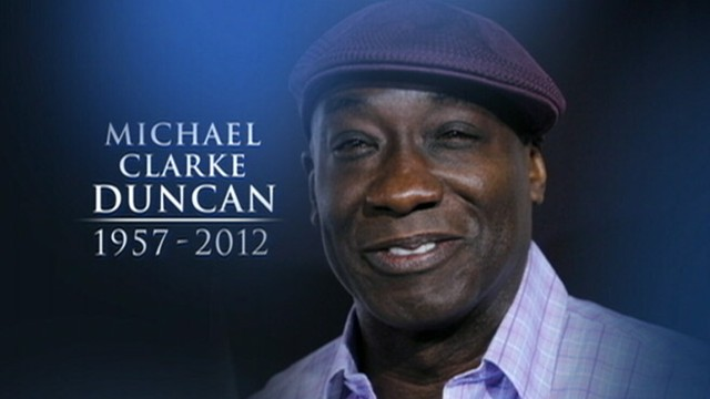 "VIDEO: ""Green Mile"" actor had a heart attack in July and never fully recovered from it."