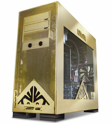 Gold Plated Computer