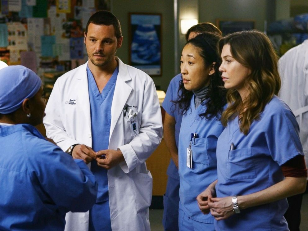 'Grey's Anatomy' stars reflect on reaching landmark 300th ...