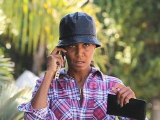 Photos: Jada Pinkett Smith Makeup-Less
