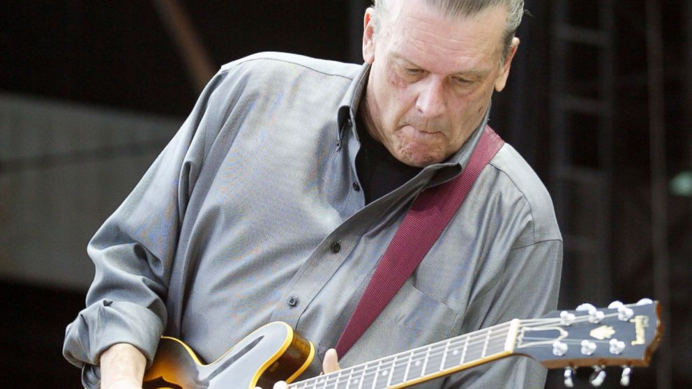 Guitarist J. Geils found dead in his home aged 71