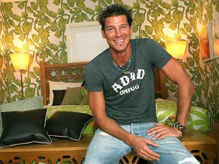 'Revolution' Host Ty Pennington on Living in His Dressing Room, Settling Down and His Vomit Bag Collection