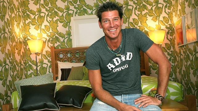 PHOTO: Designer Ty Pennington attends the grand opening of ADHD on Abbot-Kinney, in this file phot in Venice Beach, Calif.