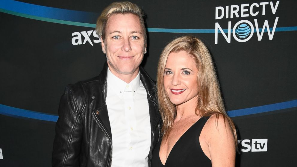 Abby Wambach weds Christian mom blogger Glennon Doyle Melton