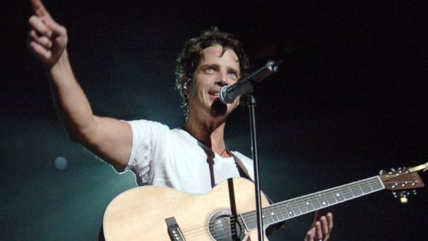 PHOTO: Chris Cornell of Audioslave performs at Madison Square Garden in New York, Oct. 29, 2005.