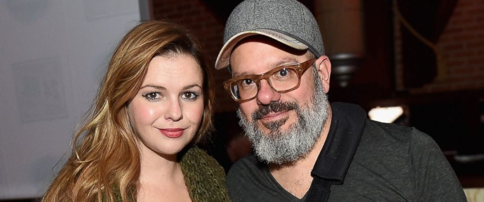 PHOTO: Amber Tamblyn and husband David Cross attend an event in New York, Nov. 16, 2015.