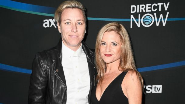PHOTO: Former U.S. Women's Soccer player Abby Wambach (L) and Glennon Doyle Melton attend the 2017 DIRECTV NOW Super Saturday Night Concert at Club Nomadic, Feb. 4, 2017 in Houston, Texas.