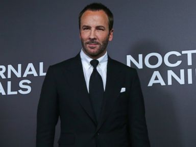 PHOTO: Tom Ford attends the Nocturnal Animals New York premiere held at The Paris Theatre, Nov. 17, 2016, in New York.