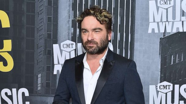 PHOTO: Johnny Galecki attends the 2017 CMT Music Awards at the Music City Center, June 7, 2017, in Nashville, Tenn.