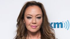 PHOTO: Leah Remini visits the SiriusXM Studio, Nov. 29, 2016 in New York.