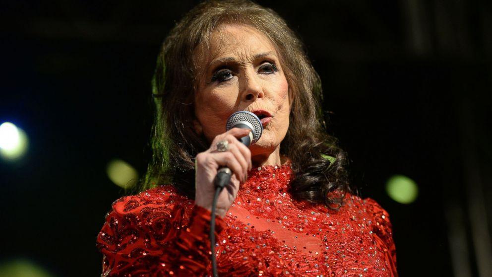 Loretta Lynn hospitalized after suffering a stroke