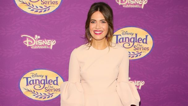 PHOTO: Mandy Moore attends a screening of Disney's