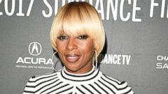 Mary J. Blige Hits the Sundance Film Festival
