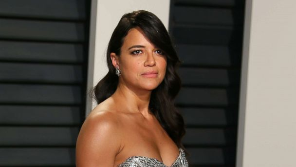 PHOTO: Michelle Rodriguez attends the 2017 Vanity Fair Oscar Party, Feb. 26, 2017, in Beverly Hills, Calif.