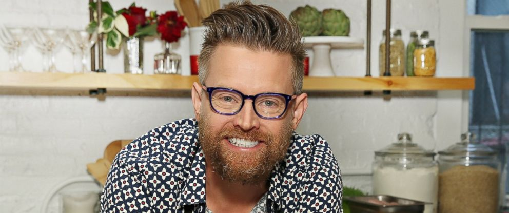 PHOTO: Chef Richard Blais appears at an event in New York on July 13, 2016.