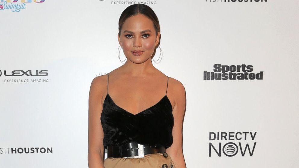 Chrissy Teigen on 'Underrepresented' Asian Models and Appropriation