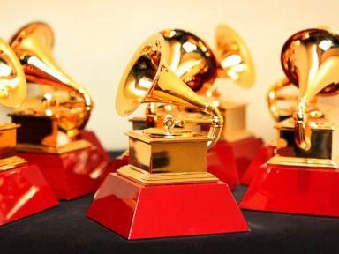 PHOTO: A Grammy Statue.