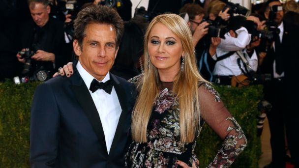 PHOTO: Ben Stiller and Christine Taylor attend