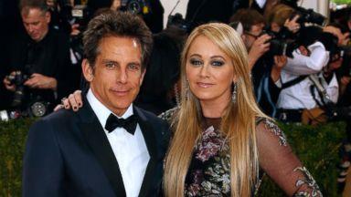 Ben Stiller and Christine Taylor separate