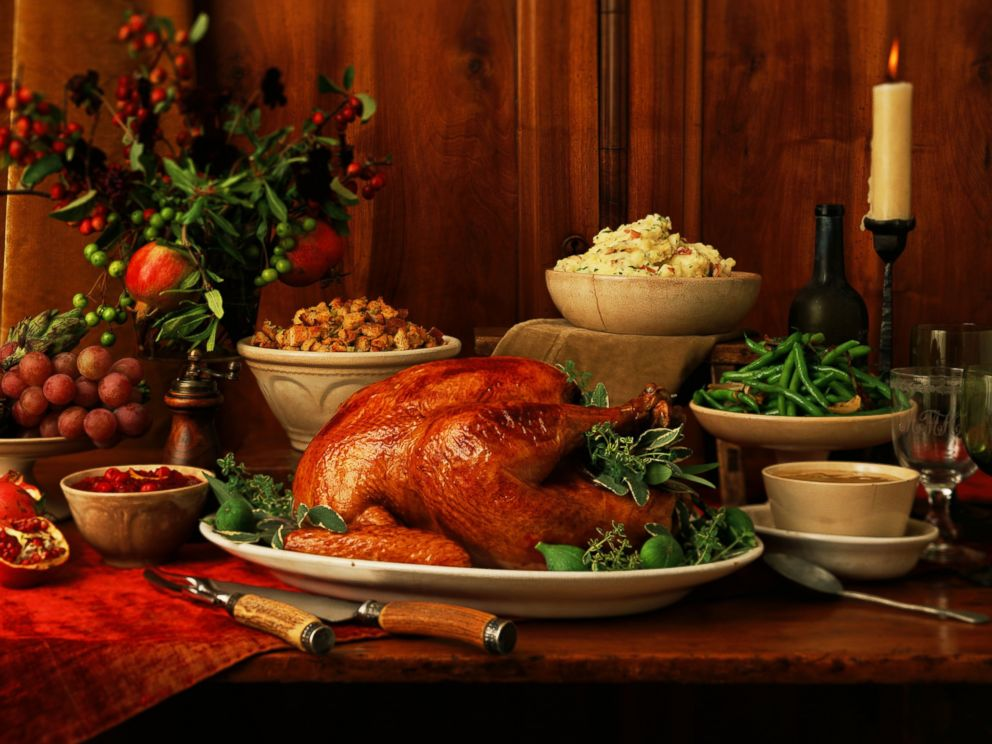 PHOTO: A Thanksgiving turkey is seen in an undated stock photo.