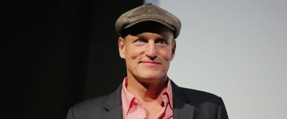 "PHOTO: Woody Harrelson onstage during the intro at the 2016 Toronto International Film Festival Premiere of ""LBJ"" at Roy Thomson Hall on Sept. 15, 2016 in Toronto."