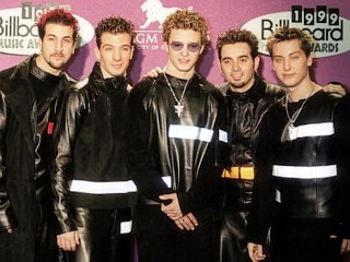 Photos: 15 Years of *NSYNC