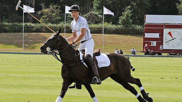 gty 175377832 william polo kb 130803 16x9 608 Prince William Hits the Polo Fields in First Public Outing as a Dad