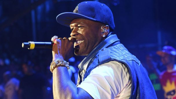 PHOTO: 50 Cent performs in concert at MetLife Stadium on June 1, 2014 in East Rutherford City, New Jersey.
